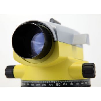 Nivela optică GeoMax  ZAL 220, Zoom optic 20x-3