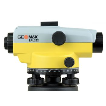 Nivela optică GeoMax  ZAL 220, Zoom optic 20x-11