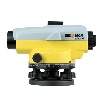 Nivela optică GeoMax  ZAL 220, Zoom optic 20x-10