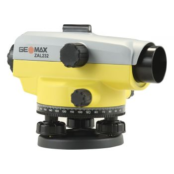 Nivela optică GeoMax  ZAL 220, Zoom optic 20x-6