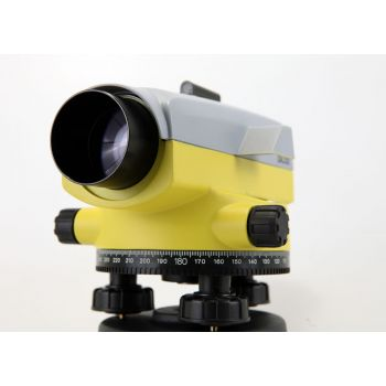 Nivela optică GeoMax  ZAL 220, Zoom optic 20x-2