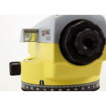 Nivela optică GeoMax  ZAL 220, Zoom optic 20x-4