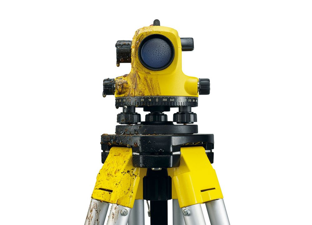Nivela optică GeoMax  ZAL 132, Zoom optic  32x-1
